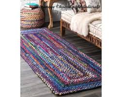 Braided Jute Rug Runners
