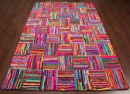 Chindi Recycled Rug