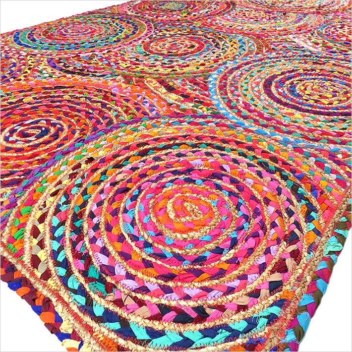 Recycling at Its Best: How Do You Make a Chindi Rug?