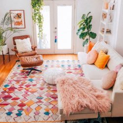 Moroccan Style Shag Rug: Why All the Fuzz around Just a Rug?