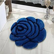 Round Natural Fiber Carpet