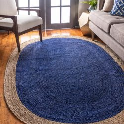 Advantages and Disadvantages of Oval Braided Jute Rugs: Everything You Need to Know About Them