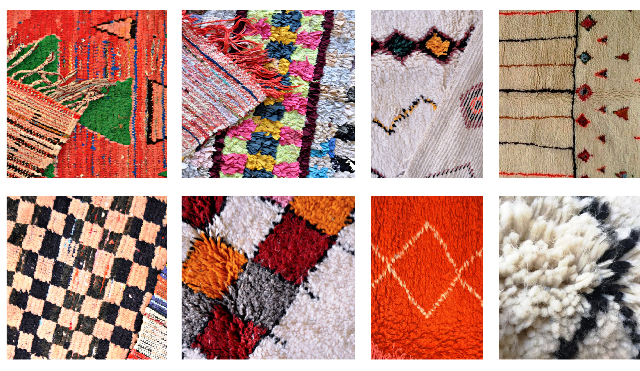 Berber Rugs Color Patterns
