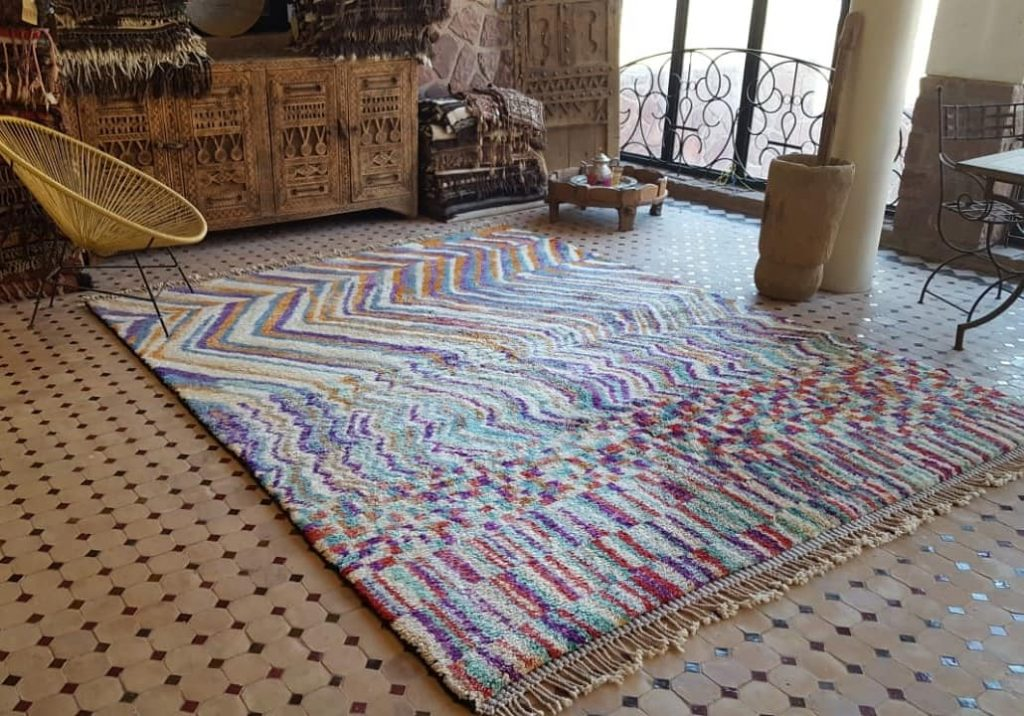 Modern Berber Rugs Color Patterns