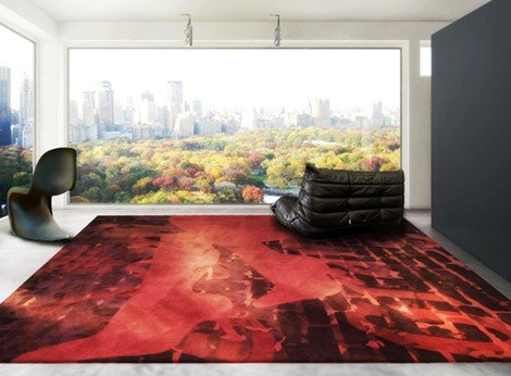 Flooring Solutions with Luxury Rugs
