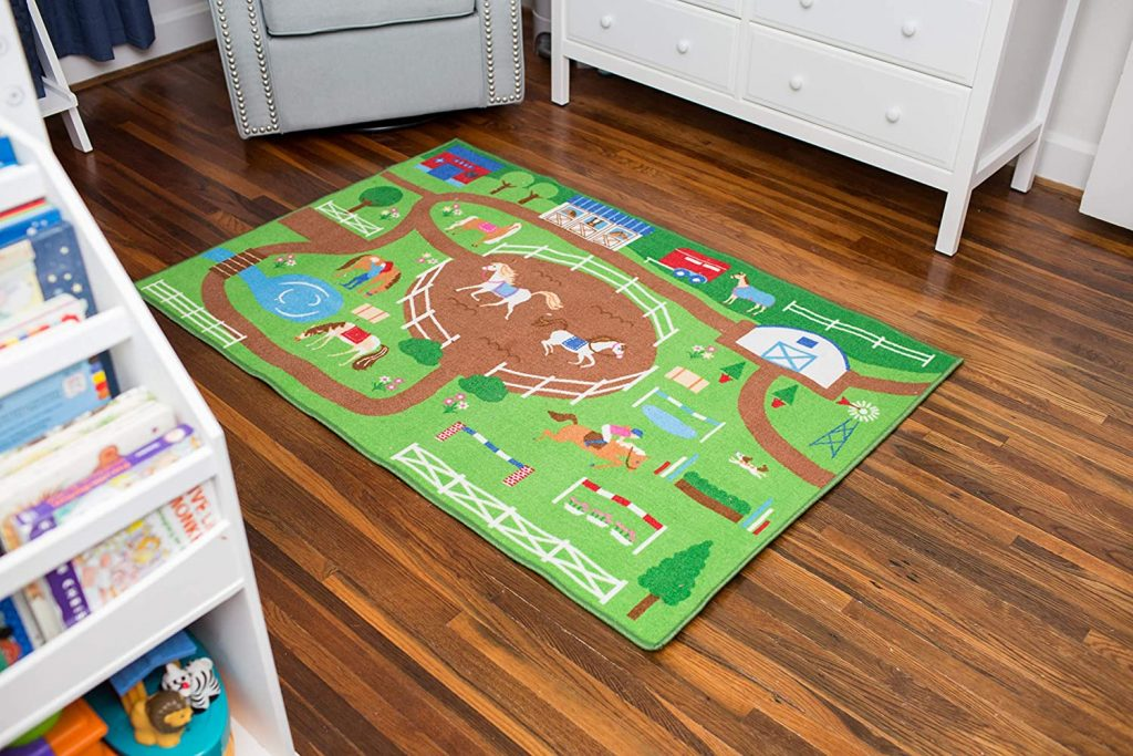 Rug Material for Kids nylon